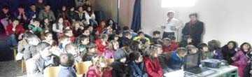 Από τη ΔΙΑΔΥΜΑ: Ξενάγηση μαθητών στον κόσμο της ανακύκλωσης