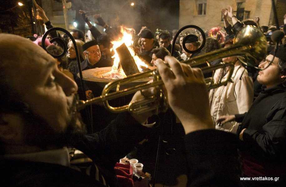 Σημερινές εκδηλώσεις της Κοζανίτικης Αποκριάς