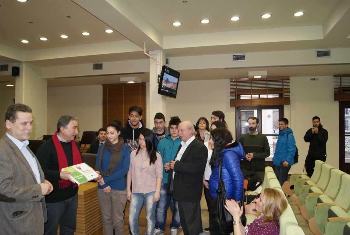 Πέντε σχολεία βράβευσε ο Δήμος Κοζάνης στο πλαίσιο του τοπικού διαγωνισμού Αειφόρου Σχολείου