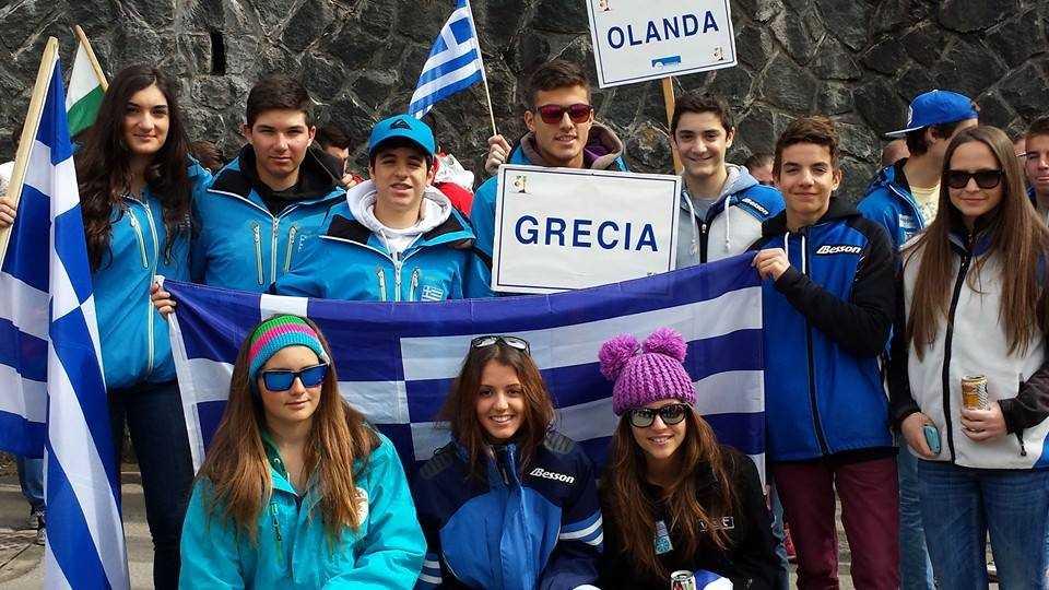 Γιώργος Καράτζιας, ένας πρωταθλητής του σκι από τη Λευκοπηγή Κοζάνης