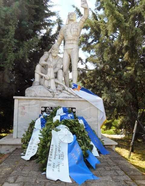 παρόντες στην τελετή μνήμης της Γενοκτονίας του Ποντιακού Ελληνισμού