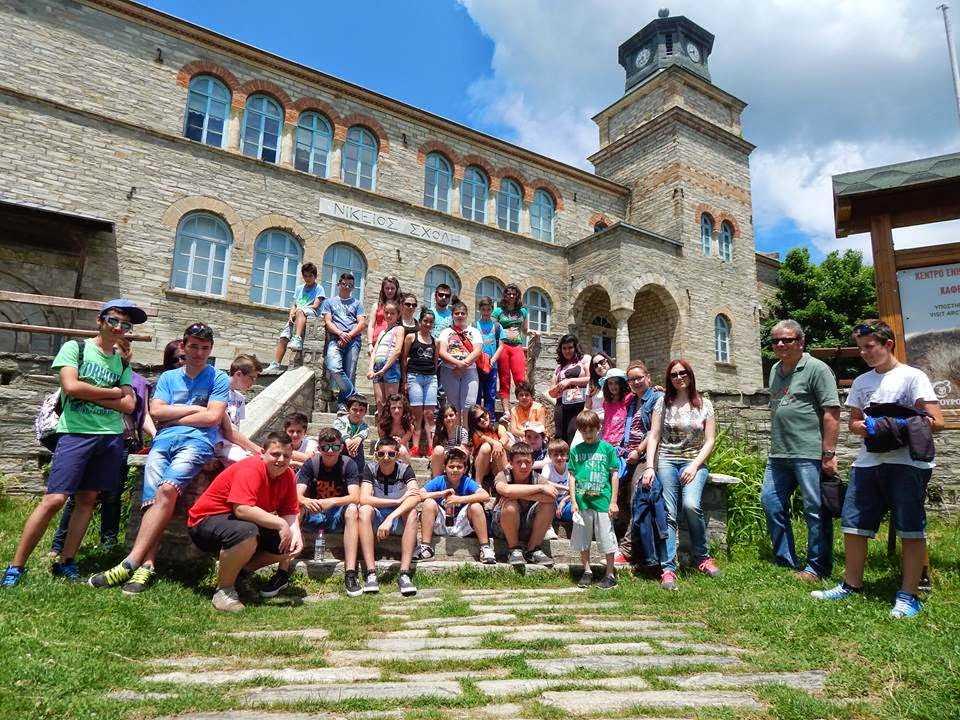 ΑΡΣΙΣ ΚΟΖΑΝΗΣ: Εκδρομή του Ελεύθερου Σχολείου στον Αρκτούρο