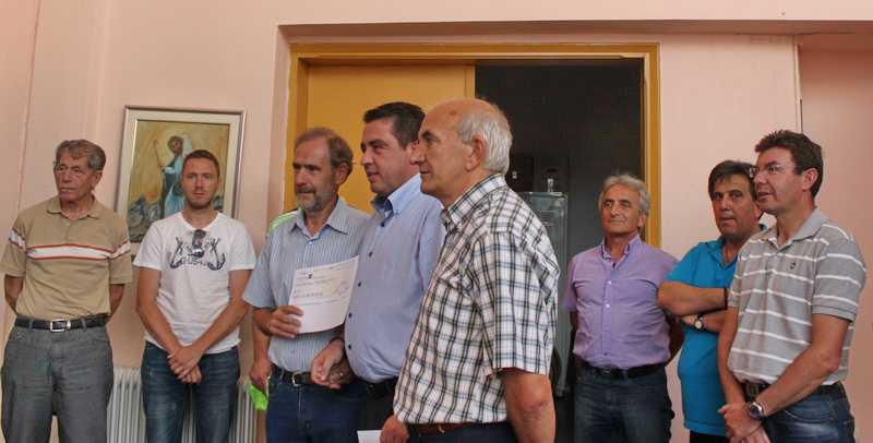 Δωρεά ανθρωπιάς και αλληλεγγύης από την ΕΟΣΛΜΑΥ και τον ΣΔΥΚ στο Ειδικό Εργαστήρι Κοζάνης