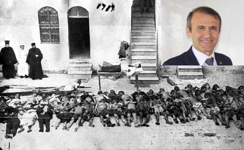 Η Γενοκτονία των Ελλήνων του Πόντου (Νικ. Ταμουρίδη) Αντιστράτηγου (ε.α)  Επίτιμου Α' Υπαρχηγόυ ΓΕΣ