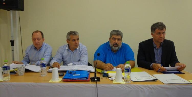 Τους εκπροσώπους για τη Γενική Συνέλευση της (ΕΝ.ΠΕ.), καθώς και τα μέλη της Επιτροπής Περιβάλλοντος Χωρικού Σχεδιασμού και Ανάπτυξης της Περιφέρειας, εξέλεξε το Περιφ.  Συμβ.  Δ. Μακεδονίας