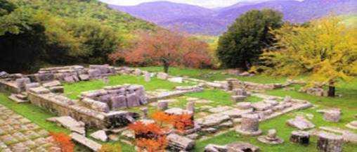 Ταξιδεύοντας από την προϊστορία στην ιστορία