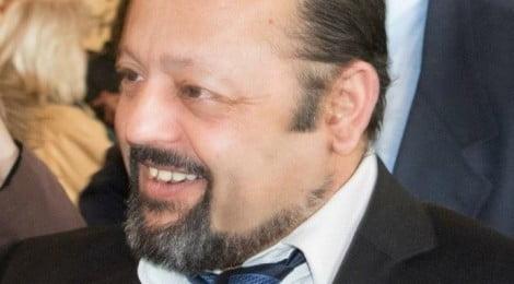 Ο Αρτέμης Σώρρας στην Κοζάνη