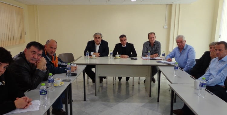 Θεόδωρος Καρυπίδης: «Σχεδιάζουμε μαζί, για το μέλλον του κτηνοτροφικού κόσμου»