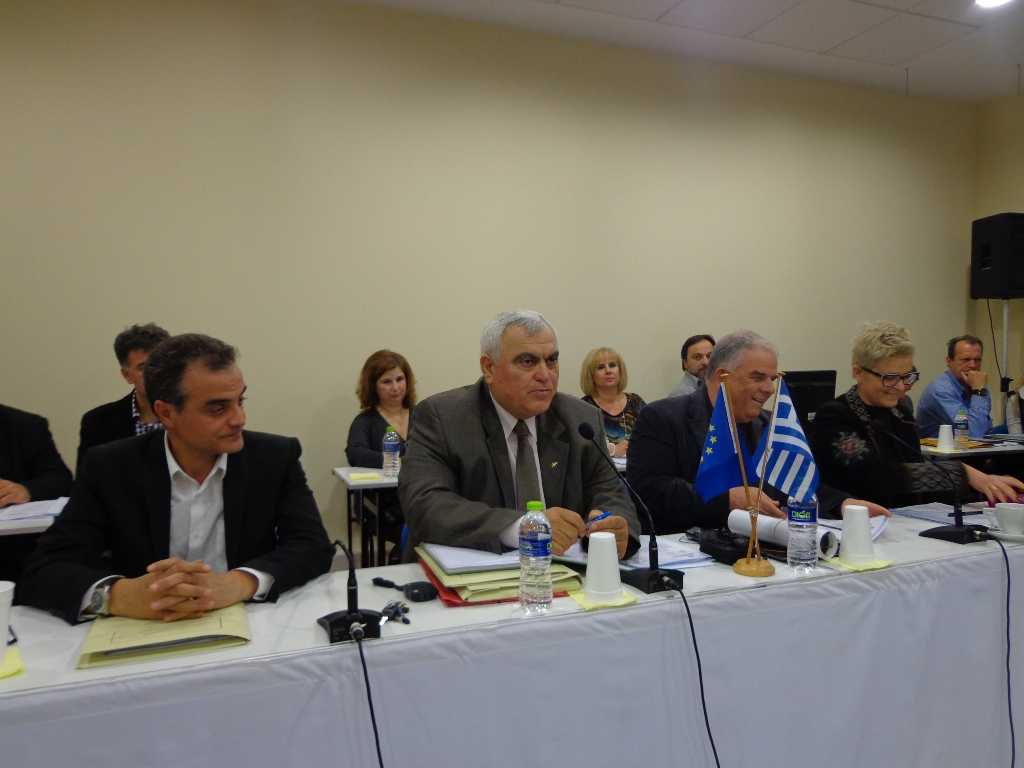 Αποφάσεις Περιφερειακού Συμβουλίου σχετικά με το θέμα της κατασκευής τριών νέων κυψελών εντός υφιστάμενου χώρου διαχείρισης βιομηχανικών αποβλήτων σε λιγνιτωρυχείο της ΔΕΗ