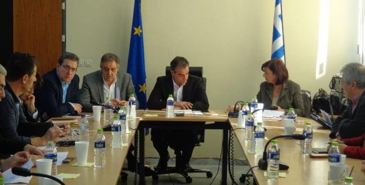 Ευρεία σύσκεψη στην Περιφέρεια: «Αποφασίζουμε εμείς, για εμάς». Η Δυτική Μακεδονία δεν θα γίνει χωματερή των επικίνδυνων αποβλήτων της χώρας