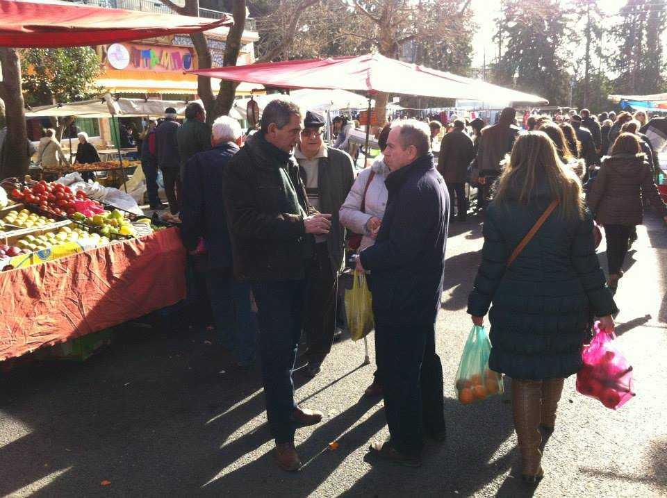 Περιοχές του Δήμου Σερβίων – Βελβεντού θα επισκεφτεί ο υποψήφιος Βουλευτής Π.Ε. Κοζάνης με «Το Ποτάμι» Αντώνης Σιαμπανόπουλος.