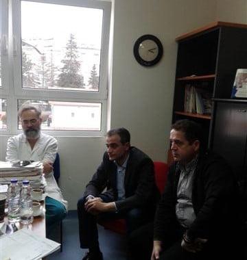 Λύνονται τα προβλήματα λειτουργίας της Μαιευτικής- Γυναικολογικής Κλινικής του Μαμάτσειου Νοσοκομείου Κοζάνης και της Παθολογικής Κλινικής του Μποδοσάκειου Νοσοκομείου Πτολεμαίδας