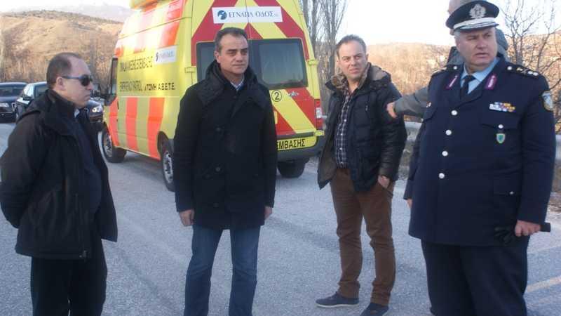 Σημαντικές μελέτες για το οδικό δίκτυο της Π.Ε. Κοζάνης   υπέγραψε ο Περιφερειάρχης Δυτικής Μακεδονίας Θεόδωρος Καρυπίδης