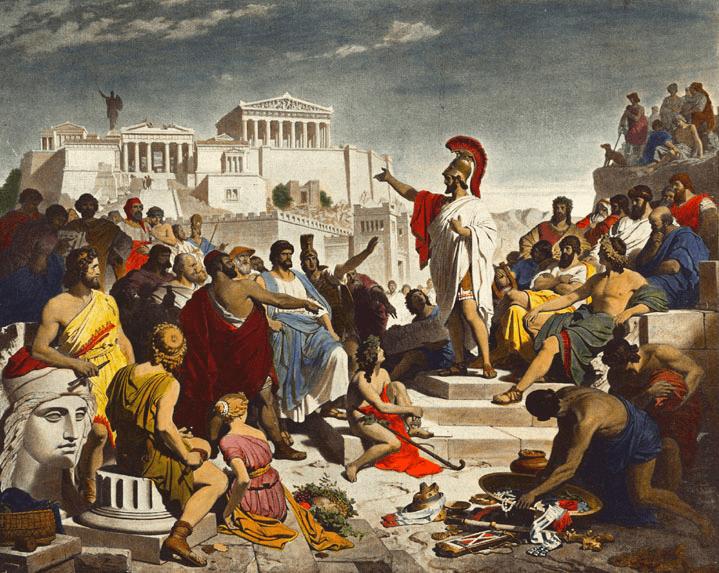 Κυβέρνηση εθνικής ενότητας για την ψήφιση και εφαρμογή των συμφωνηθέντων με την Ευρωζώνη, αλλιώς Χάος! (Ραφαήλ Μεν. Μαϊόπουλου)