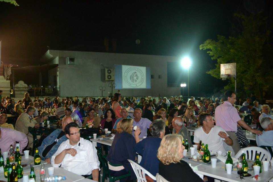 Ετήσιος οχορός από την ΕΜΑΣ ΠΑΟΚ Ρυακίου το Σάββατο 15 Αυγούστου