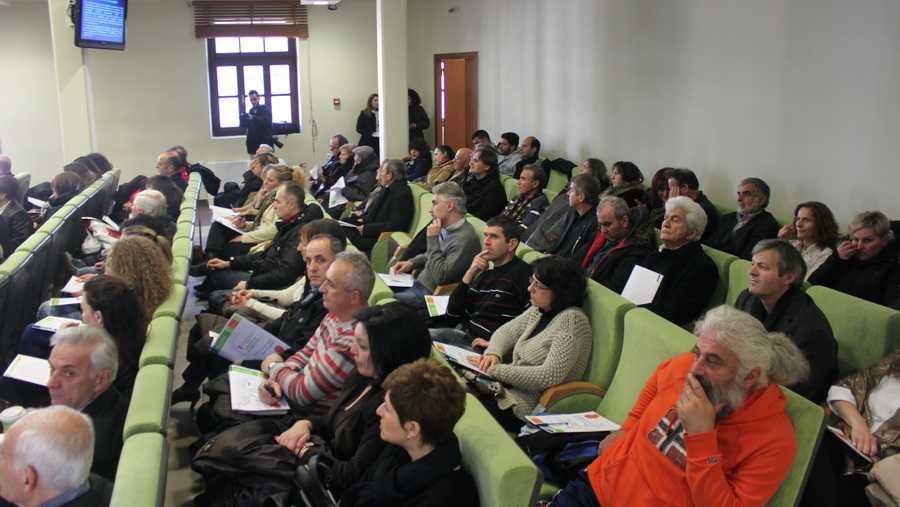 Επιτυχημένη η 1η Επιστημονική Ημερίδα Φυσικής Αγωγής στην Κοζάνη