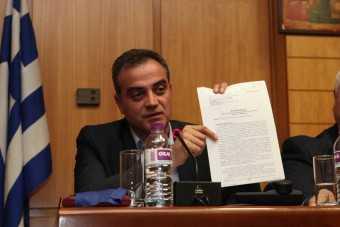 Αίτημα υποστήριξης μέσω του Ταμείου Αλληλεγγύης της Ευρωπαϊκής Ένωσης,  στην πληγείσα περιοχή των Αναργύρων έστειλε ο Περιφερειάρχης Δυτικής Μακεδονίας στην αρμόδια Επίτροπο Κορίνα Κρέτσου