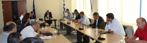 Συνάντηση των εκπροσώπων της γούνας με τον Περιφερειάρχη Δυτικής Μακεδονίας για το επιχειρηματικό σχέδιο του κλάδου και τις δυνατότητες στήριξης μέσω των διαθέσιμων χρηματοδοτικών εργαλείων