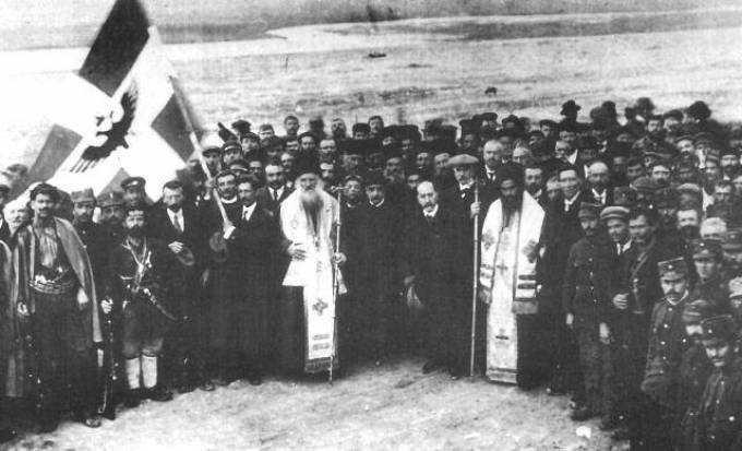ΕΣΒΗ 1914 ΣΤΗ ΣΥΝΔΙΑΣΚΕΨΗ ΤΟΥ ΟΑΣΕ: ΑΥΤΟΝΟΜΙΑ ΣΤΗ Β. ΗΠΕΙΡΟ ΓΙΑ ΝΑ ΠΡΟΣΤΑΤΕΥΘΕΙ Ο ΕΛΛΗΝΙΣΜΟΣ!