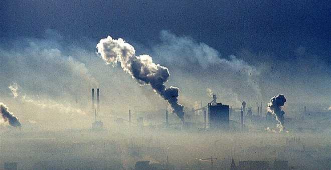 Μέτρα για την αντιμετώπιση της ατμοσφαιρικής ρύπανσης από αιωρούμενα σωματίδια