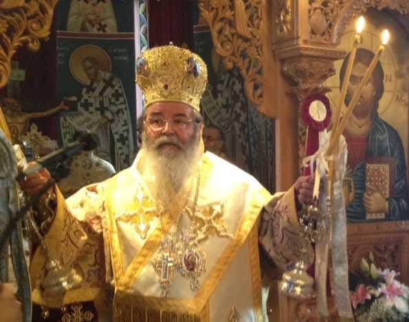 Ποιμαντορικη Εγκυκλιος Επι τη Εορτη της του Χριστου Γεννησεως από τον Μητροπολίτη Κοζάνης και Σερβίων Παύλο
