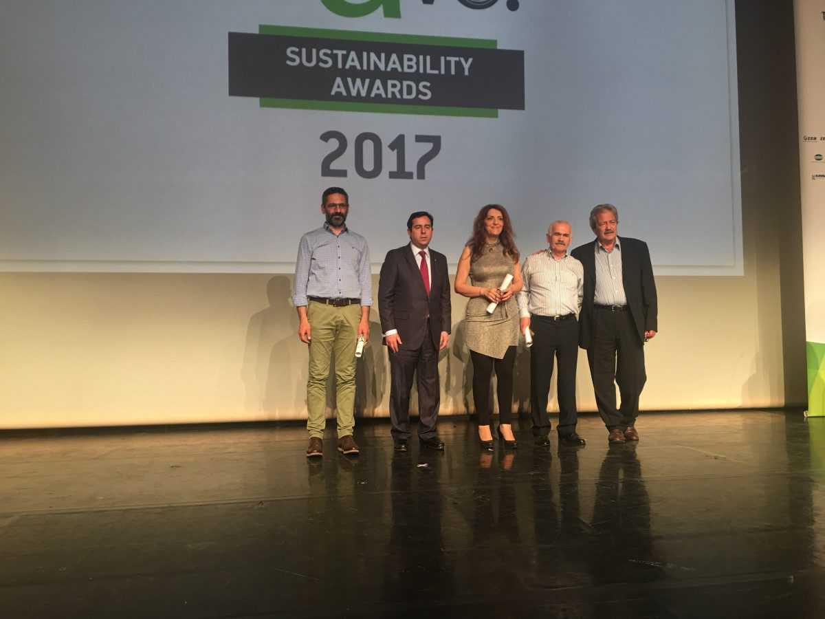 Διάκριση στην κατηγορία Bravo Enviroment απέσπασε ο Δήμος Κοζάνης στα BRAVO SUSTAINABILITY AWARDS 2017, που διοργανώθηκαν για 7η συνεχή χρονιά από το QualityNet Foundation