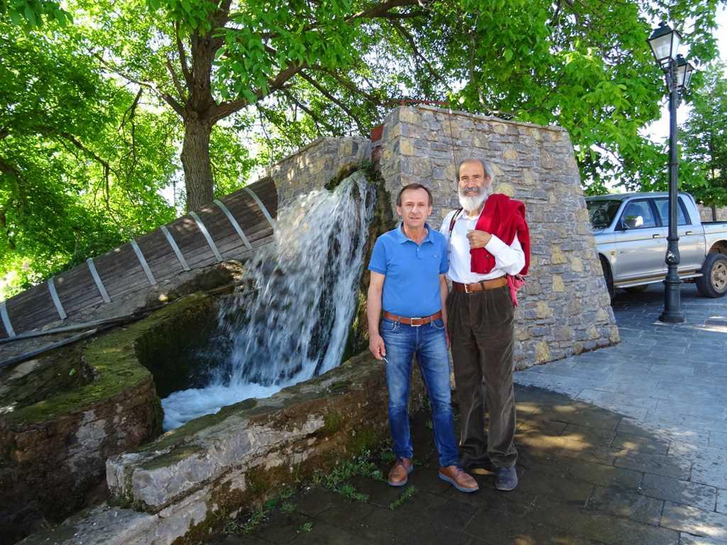 Για τον Παναγιώτη Μανίκη και το Εργαστήρι Φυσικής Καλλιέργειας  που πραγματοποιήθηκε στη Λευκοπηγή   Βαγγέλης Ζαμίχος: Έχω να πω πολλά…..