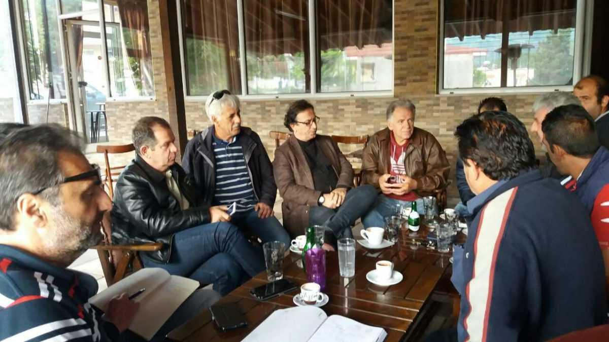 Οι ζημιές από το χαλάζι στους Πύργους αντικείμενο της σύσκεψης φορέων και αγροτών με τη Ν.Ε. ΣΥΡΙΖΑ Κοζάνης