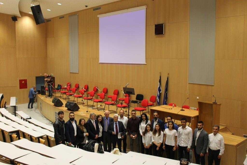 «Ολοκληρώθηκαν οι Επετειακές Εκδηλώσεις Μνήμης των Ποντιακών Φοιτητικών Συλλόγων του ΤΕΙ Δυτικής Μακεδονίας για την 19η και 29η Μαΐου»
