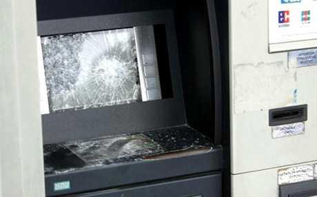 Σύλληψη 42χρονου ημεδαπού στην Κοζάνη γιαφθορές σε μηχανήματα έκδοσης αποδείξεων ελεγχόμενης στάθμευσης του Δήμου Κοζάνης και (Α.Τ.Μ.) Τραπεζικού Καταστήματος.