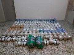 Συνελήφθησαν από αστυνομικούς της Διεύθυνσης Αστυνομίας Καστοριάς, δύο ημεδαποί, για διακίνηση 163 κιλών και 230 γραμμαρίων ακατέργαστης κάνναβης