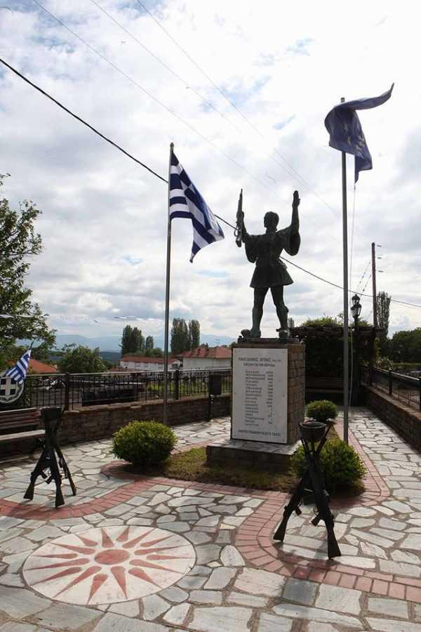 Πρόσκληση Πρόγραμμα Εορτασμού της Ημέρας του Μακεδονικού Αγώνα στον Μπούρινο