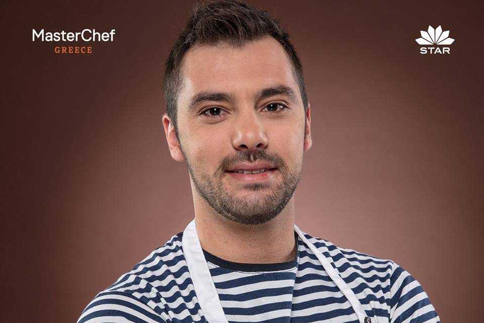 ο Αποστόλης Καραγιαννίδης από την Κοζάνη, προχωρά με επιτυχία και περιμένει τη στήριξή μας στο Master Chef