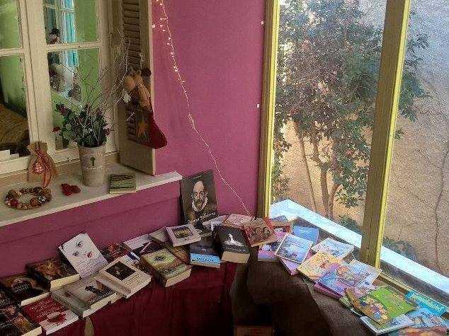 Χάρισε ένα βιβλίο στο Αντιρατσιστικό Φεστιβάλ Κοζάνης