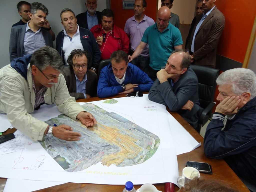 Την αναγκαστική απαλλοτρίωση των Αναργύρων ανακοίνωσε ο Υπουργός Περιβάλλοντος και Ενέργειας Γ. Σταθάκης (βίντεο)