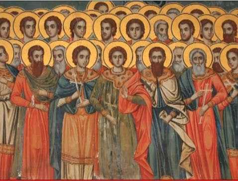 Ο Οικουμενικός Εκκλησιαστικός Λόγος μάρτυρες της εκκλησίας