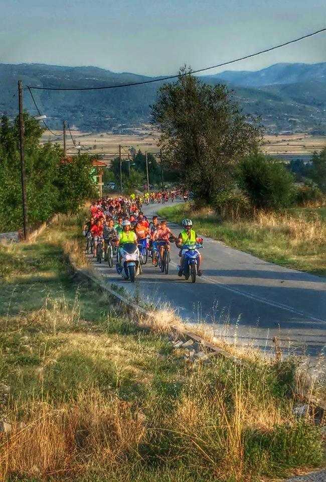 6η Ποδηλατοβόλτα Ξηρολίμνης Σαββάτο 19 Αυγούστου 2017