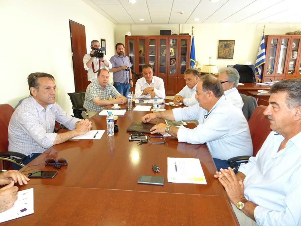 Θ. Καρυπίδης: «Είμαστε δίπλα στο να πετύχουμε το όραμα, την πρόσβαση στο αγαθό του φυσικού αερίου»- Συνάντηση με τους δημάρχους για το σχεδιασμό της στρατηγικής διανομής του φυσικού αερίου στη Δυτική Μακεδονία