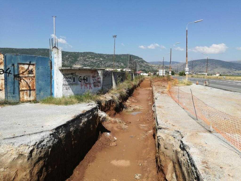 Σε πλήρη εξέλιξη η εκτέλεση των αντιπλημμυρικών έργων στο Δήμο Κοζάνης- Λύσεις σε χρόνια προβλήματα