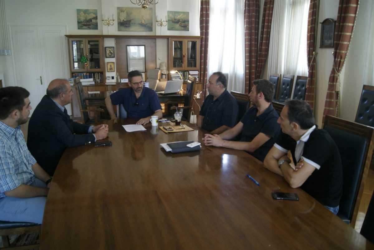 Ξεκινά η πιλοτική υπογειοποίηση κάδων στην Κοζάνη