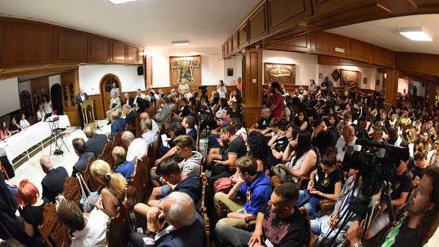 Η Παναγία Σουμελά υποδέχτηκε στο Βέρμιο, νέους Πόντιους από όλη την Ελλάδα