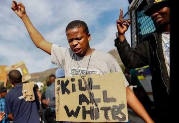 Νότιος Αφρική - ο επικείμενος εμφύλιος πόλεμος