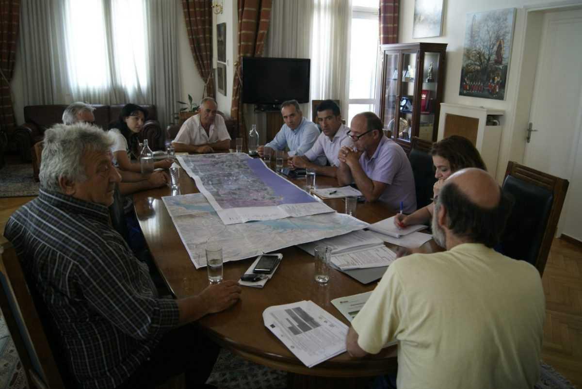 Διαβούλευση για την πρόταση του Δήμου Κοζάνης στο πλαίσιο του Σχεδίου ολοκληρωμένης Χωρικής Επένδυσης (ΟΧΕ) αξιοποίησης των λιμνών της Δυτικής Μακεδονίας
