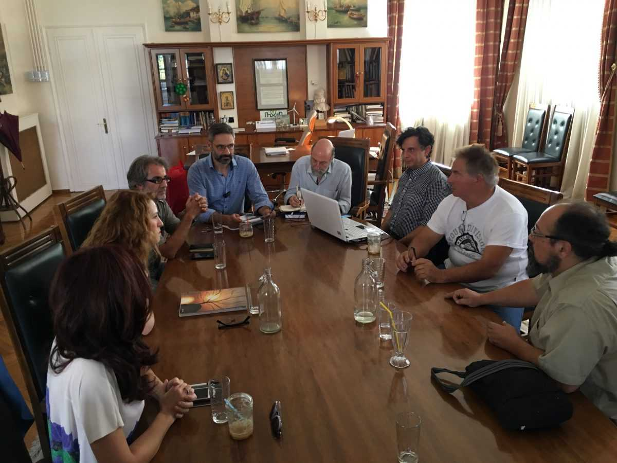 Εικαστικές παρεμβάσεις στην Κοζάνη από τη συνεργασία του Δήμου με το Τμήμα Εικαστικών & Εφαρμοσμένων Τεχνών του Πανεπιστημίου Δυτικής Μακεδονίας