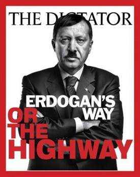 Γράφει ο Λεωνίδας Κουμάκης Δικτατορία Ερντογάν: Φίμωτρο τώρα και στο Κοινοβούλιο!