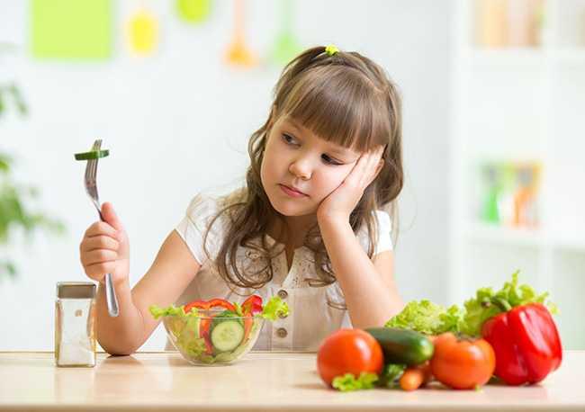 Οι διατροφικές συνήθειες που αποκτούν οι άνθρωποι στην παιδική ηλικία διατηρούνται και όταν ενηλικιωθούν
