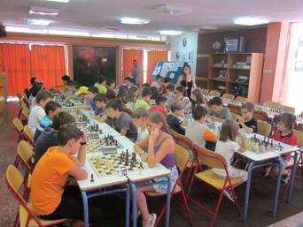 Πλήθος μεταλλίων κατέκτησαν οι αθλητές των σκακιστικών συλλόγων της Πτολεμαΐδας στο 9ο Τουρνουά Σκακιού «Νίκος Σαμαράς» στην Ποντοκώμη.  2η θέση ο «Σκακιστάκος» 3η ο «Δούρειος Ίππος»