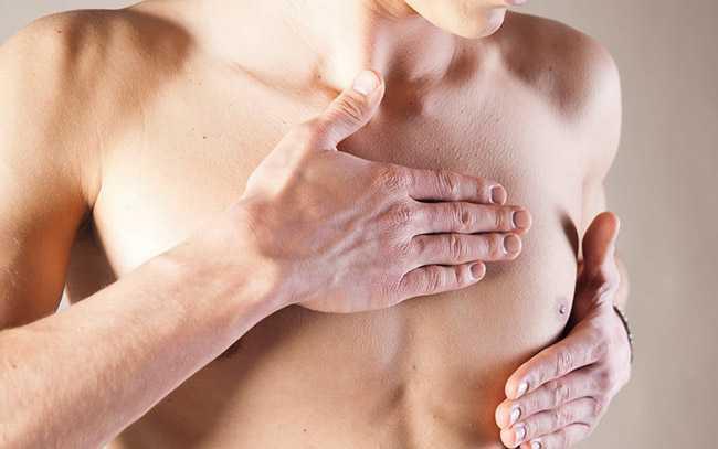 Ο καρκίνος του μαστού αφορά και τους άνδρες