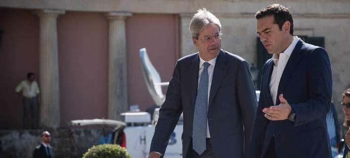 ΚΟΙΝΗ ΔΗΛΩΣΗ από τον Πρωθυπουργό της Ιταλικής Δημοκρατίας και τον Πρωθυπουργό της Ελληνικής Δημοκρατίας