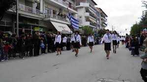Στις εορταστικές εκδηλώσεις για την απελευθέρωση της Πτολεμαΐδας ο Αρχηγός του Πυροσβεστικού Σώματος, προσκεκλημένος του Περιφερειάρχη